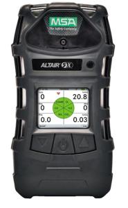Detector de Gás Portátil Altair 5x