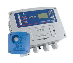 MX15 detector de vazamento de gás