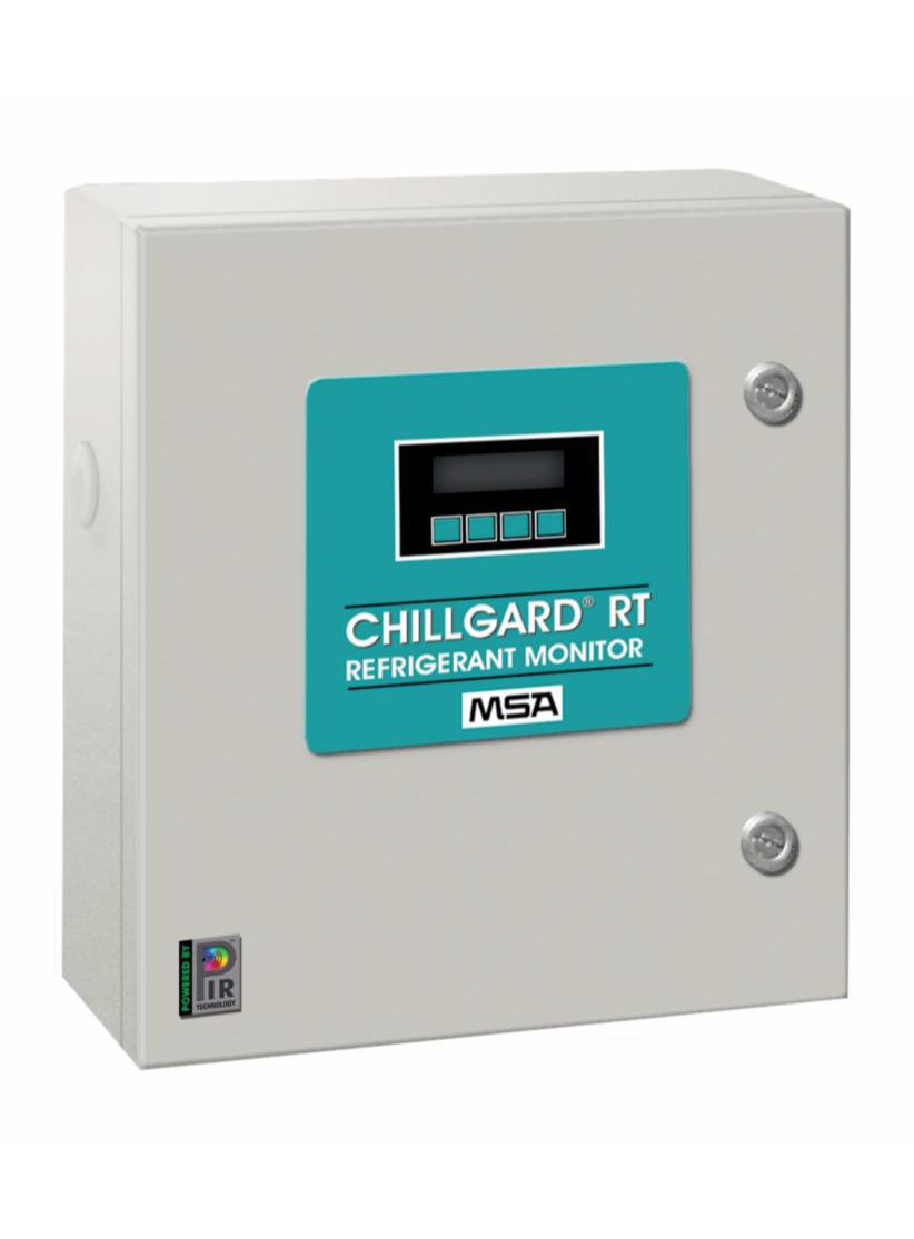 Detector de gases refrigerantes ChillGard RT