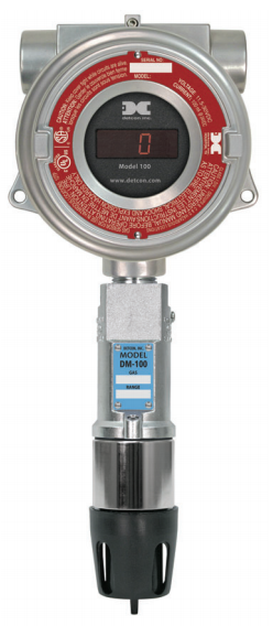 Detector de gás fixo Model 100