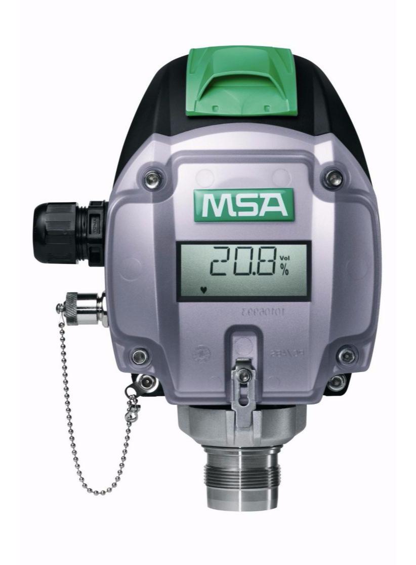 Detector MSA para gases tóxicos PrimaX I