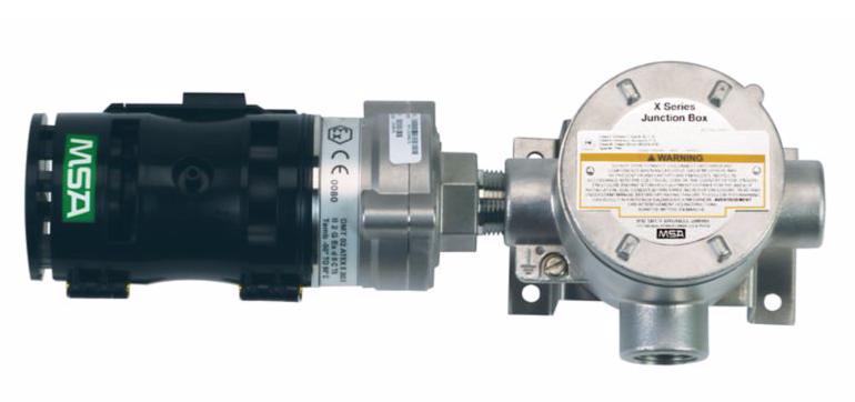 Detector MSA para gases combustíveis PrimaX IR