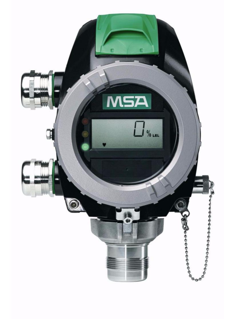 Detector MSA para gases tóxicos e combustíveis PrimaX P