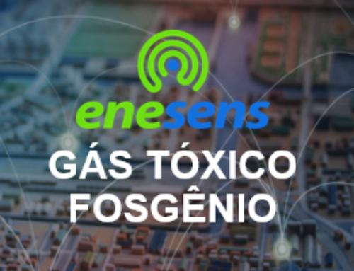 Falando de coisa séria – Gás Tóxico Fosgênio