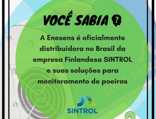 Sintrol e Enesens firmam parceria para monitoramento de poeira explosiva