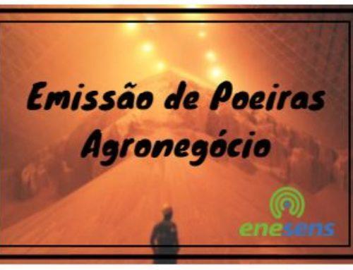 Emissão de Poeiras: um risco para o Agronegócio