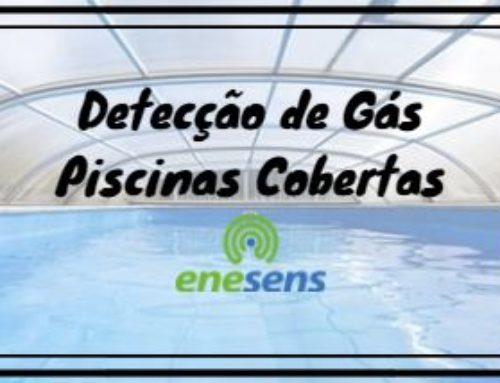 Detecção de Gás – Aplicação em Piscinas Cobertas