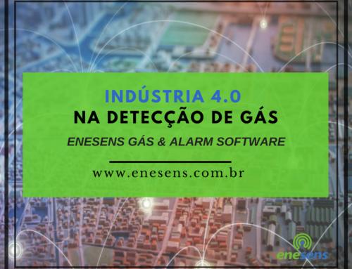 Indústria 4.0 na Detecção de Gás por meio do e-GAS