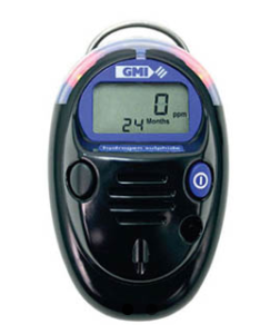 detectores de gases portáteis