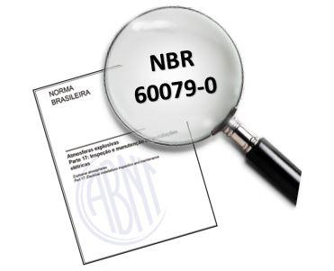 NBR 60079-0 Marcação de Equipamentos para Atmosferas Explosivas