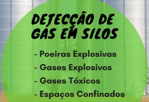 Detecção de Gás e os riscos em Silos e Processos Agrícolas