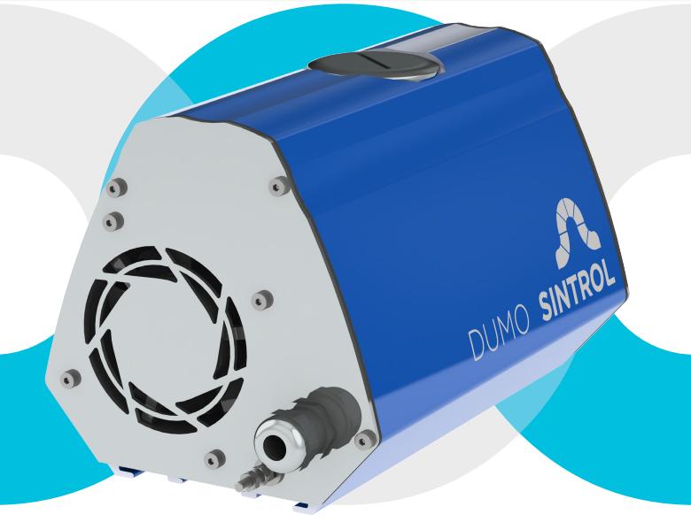 Sintrol Dumo |  A ferramenta ideal para monitoramento de poeiras
